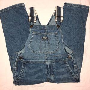 Oshkosh denim overalls• boys4t